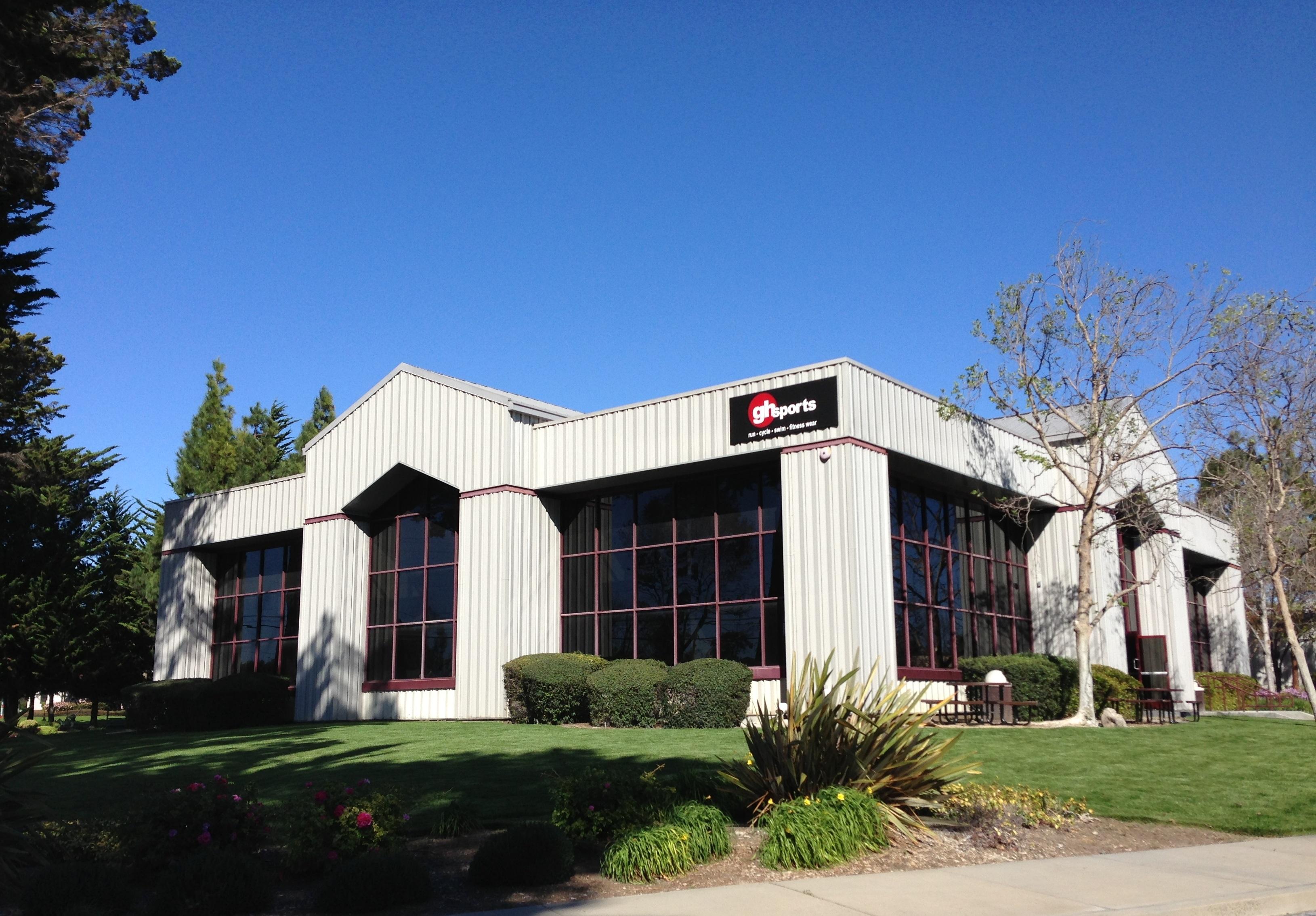 GH Sports now at 3765 S. Higuera, Suite 100, San Luis Obispo, California