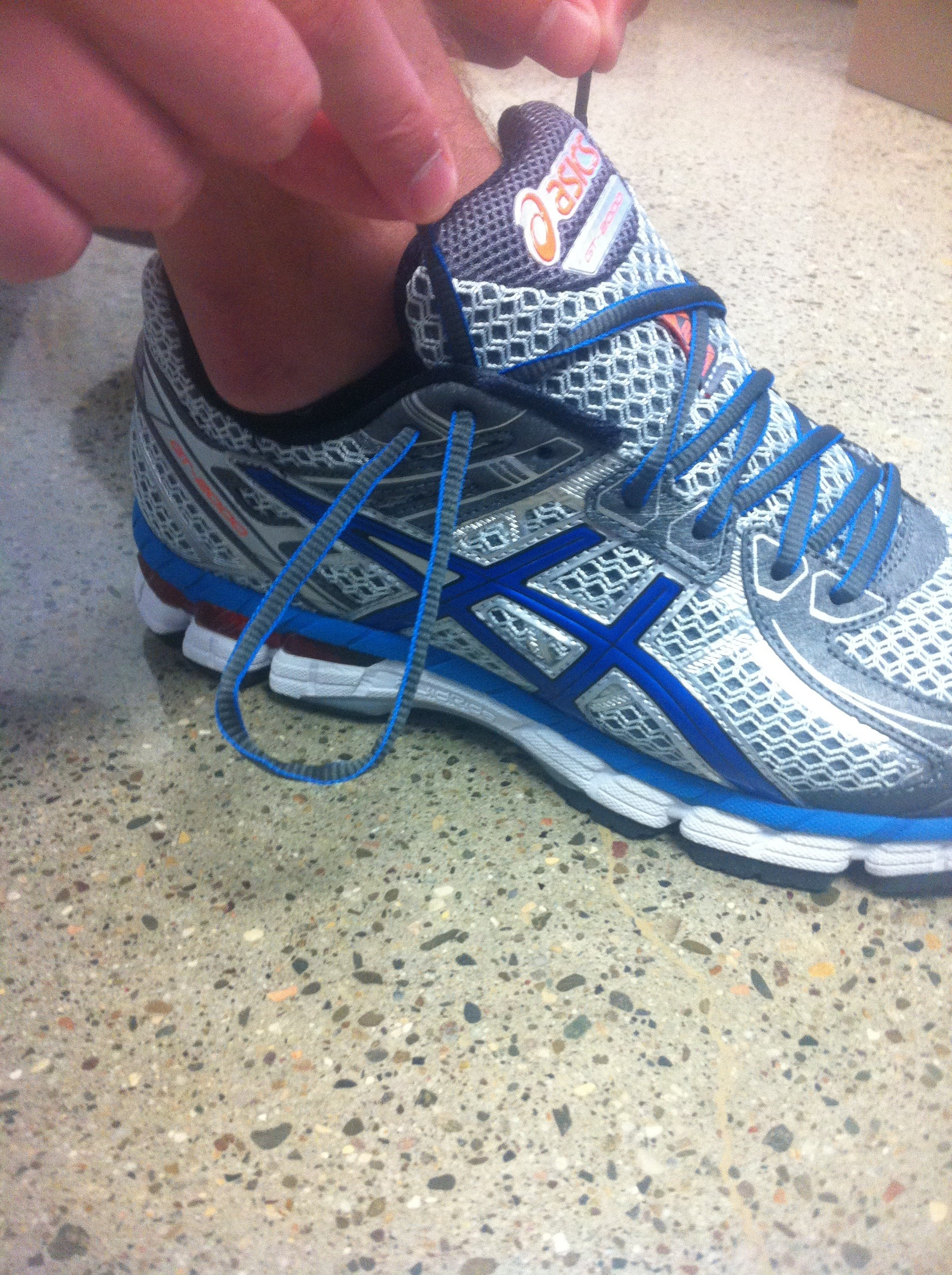 butterfly lacing the solution to heel slippage gh sports